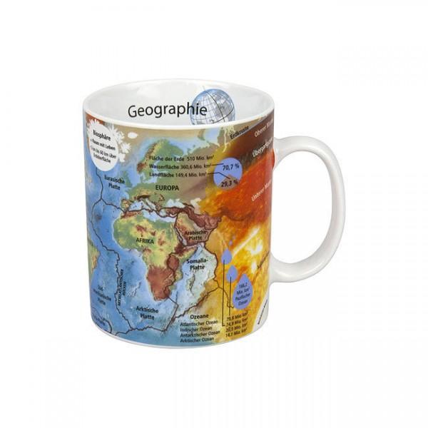 Wissensbecher Geographie