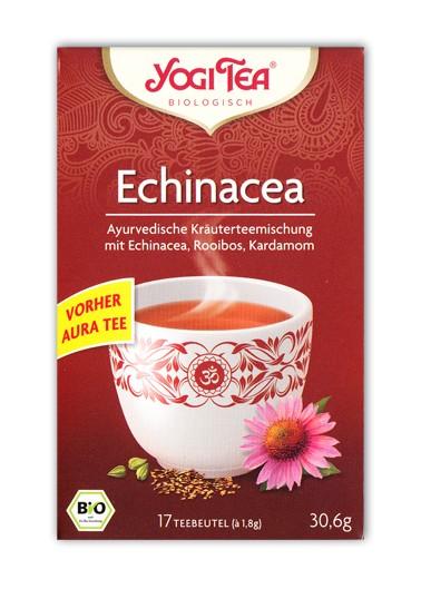 Echinacea Aufgussbeutel bio