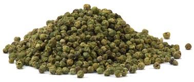 Pfeffer grün ganz luftgetrocknet