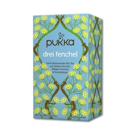 Drei Fenchel Pukka Tee Bio
