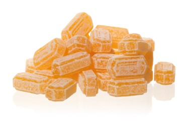 Ingwer Orangen Bonbon