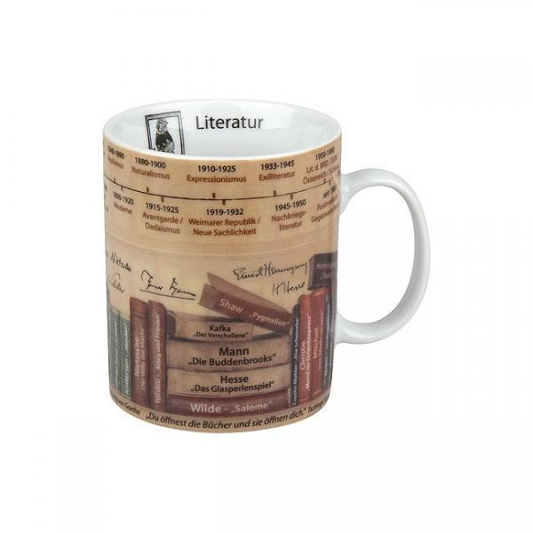 Wissensbecher Literatur