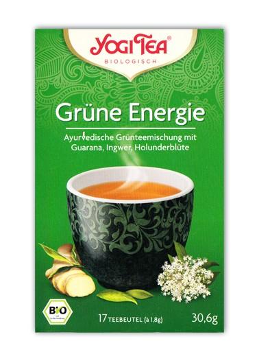 Yogi Tee Grüne Energie bio