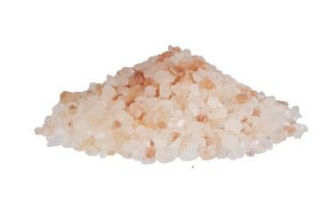 Kristallsalz aus Pakistan pink