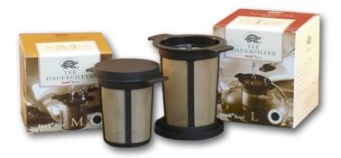 Dauer Tee Filter M