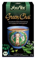Yogi Tee Green Chai Aufgussbeutel bio