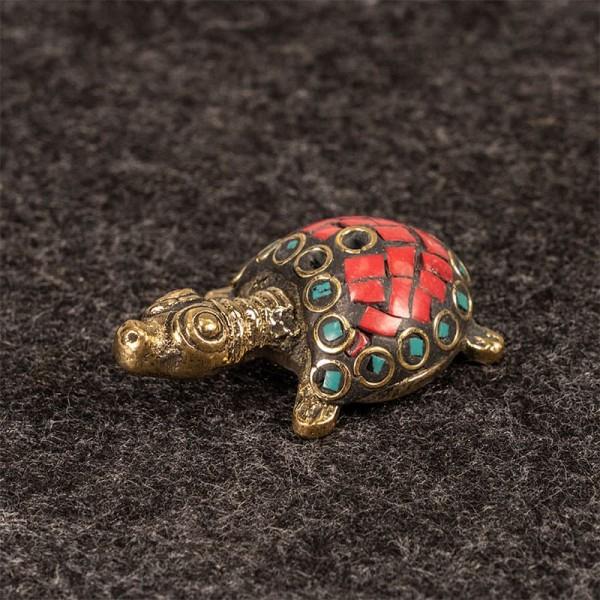 Räucherstäbchenhalter Schildkröte