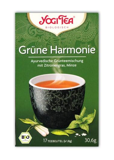 Yogi Tee Grüne Harmonie bio