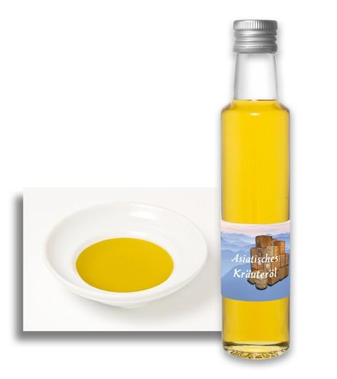 Asiatisches Kräuteröl