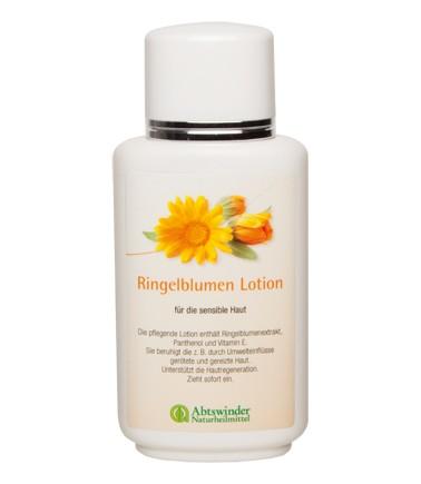 Ringelblumen Lotion
