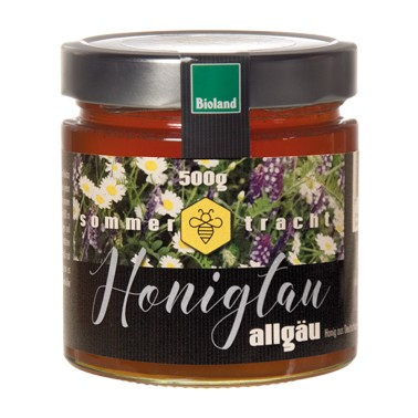 Bioland Sommertracht Honig