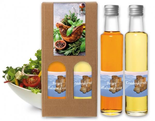 Feigen Balsam Essig & Traubenkernöl