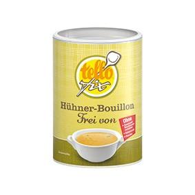 tellofix Hühner-Bouillon Frei von