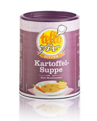Kartoffel-Suppe