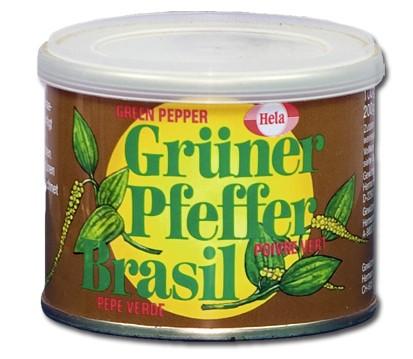 Grüner Pfeffer Brasil in Lake