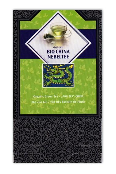 Bio China Nebeltee Pyramidenbeutel
