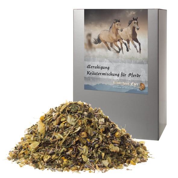 Beruhigung Kräutermischung für Pferde
