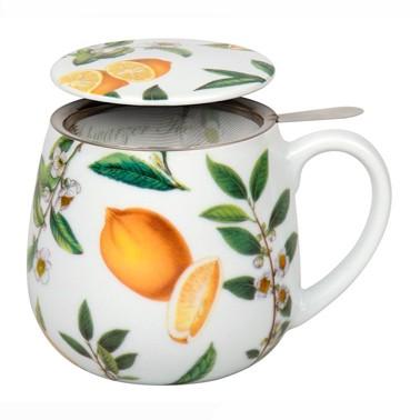 Tee-Set Schwarzer Tee
