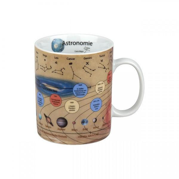 Wissensbecher Astronomie