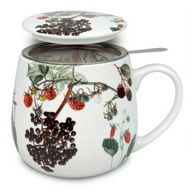 Tee-Set Früchte