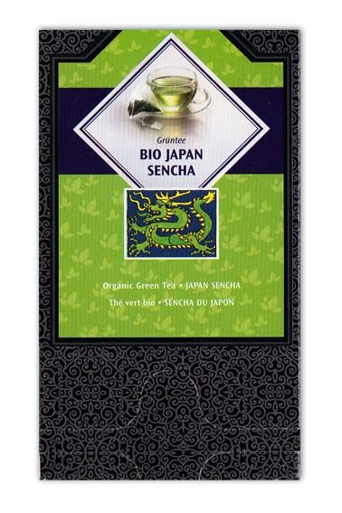 Bio Japan Sencha Pyramidenbeutel