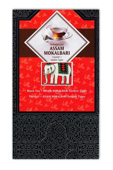 Assam Mokalbari FTGFOP Pyramidenbeutel