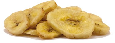 Bio Bananenchips