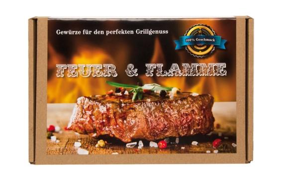 Feuer & Flamme Grill-Gewürz-Set
