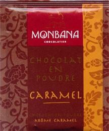 Monbana Trinkschokolade Caramel / Karamell