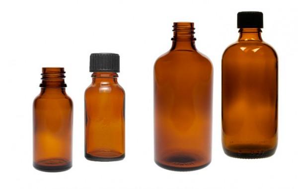 Apothekerflasche braun
