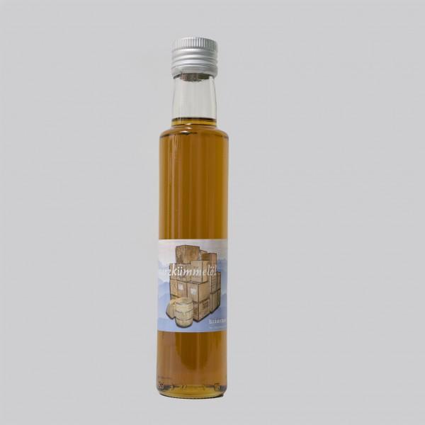 Schwarzkümmelöl kalt gepresst