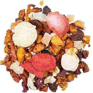 Früchtetee Erdbeer Popcorn