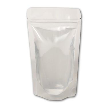 Standbodenbeutel transparent 10 Stück (Doypack)
