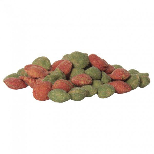 Erdnusskerne Wasabi Mix
