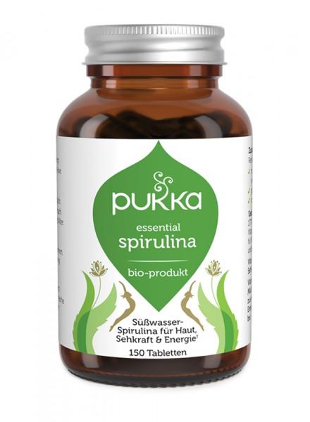 Pukka Essential Spirulina Tabletten Bio