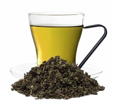 China Milky Oolong Tee halbfermentiert